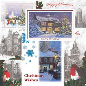Charles Dickens cards | Dickensian Rochester at Christmas