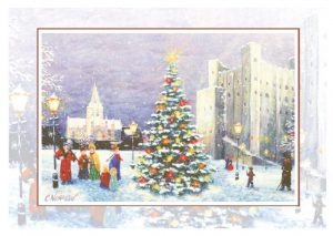 City of Rochester Christmass card