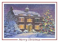 Festive Dickensian Christmas at Gads Hill Card