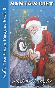 Santa's Gift - Volume 3 (Fluffy The Magic Penguin)