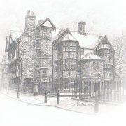 Eastgate House UK Christmas Cards design!