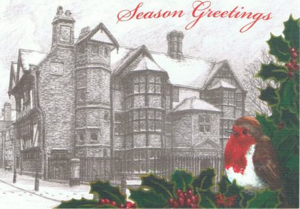 Eastgate House Christmas Card
