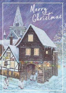 Rochester Celebrates Christmas card